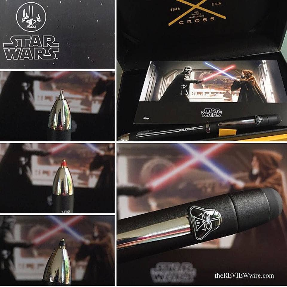 Darth VaderPen from Cross