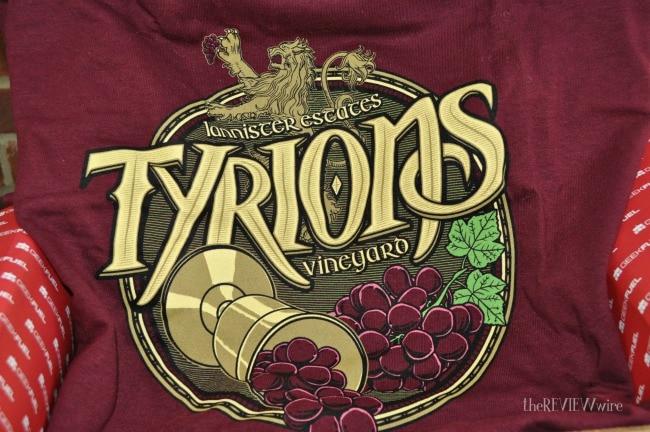 Tyrions Vineyard T-shirt