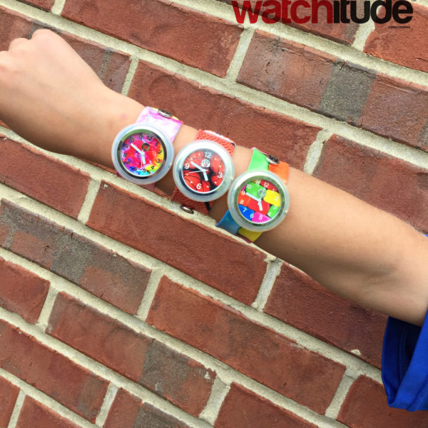 Watchitude Slap Watch