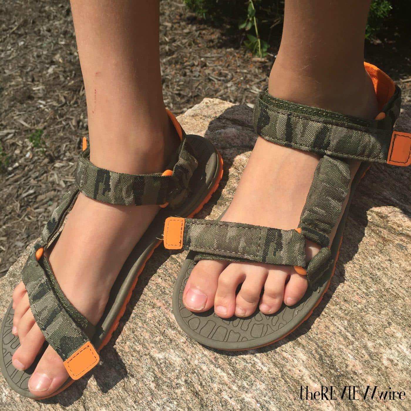 Benjamin Sandal from Nina Shoes