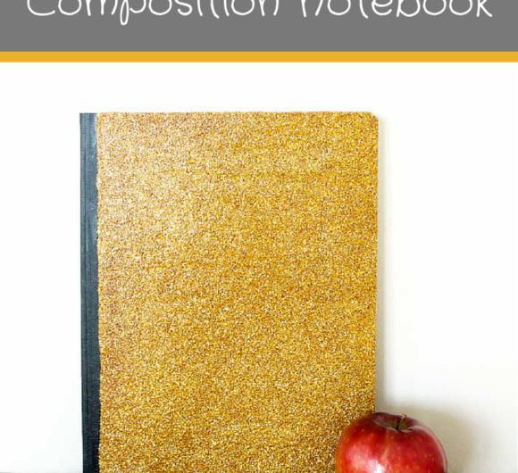 DIY-Glitter-Composition-Notebook