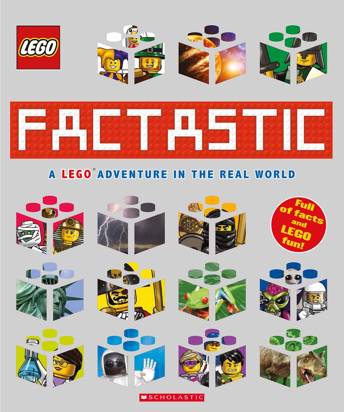 Factastic A LEGO Adventure in the Real World