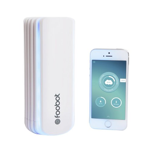Foobot Indoor Air Quality Monitor