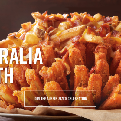 Have You Seen the New Outback Steakhouse Big Australia Menu? Come See What's Bloomin'!