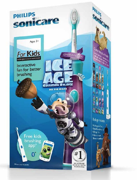 Philips Sonicare For Kids Ice Age