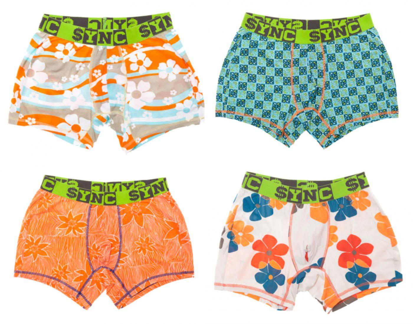 SYNC Underwear