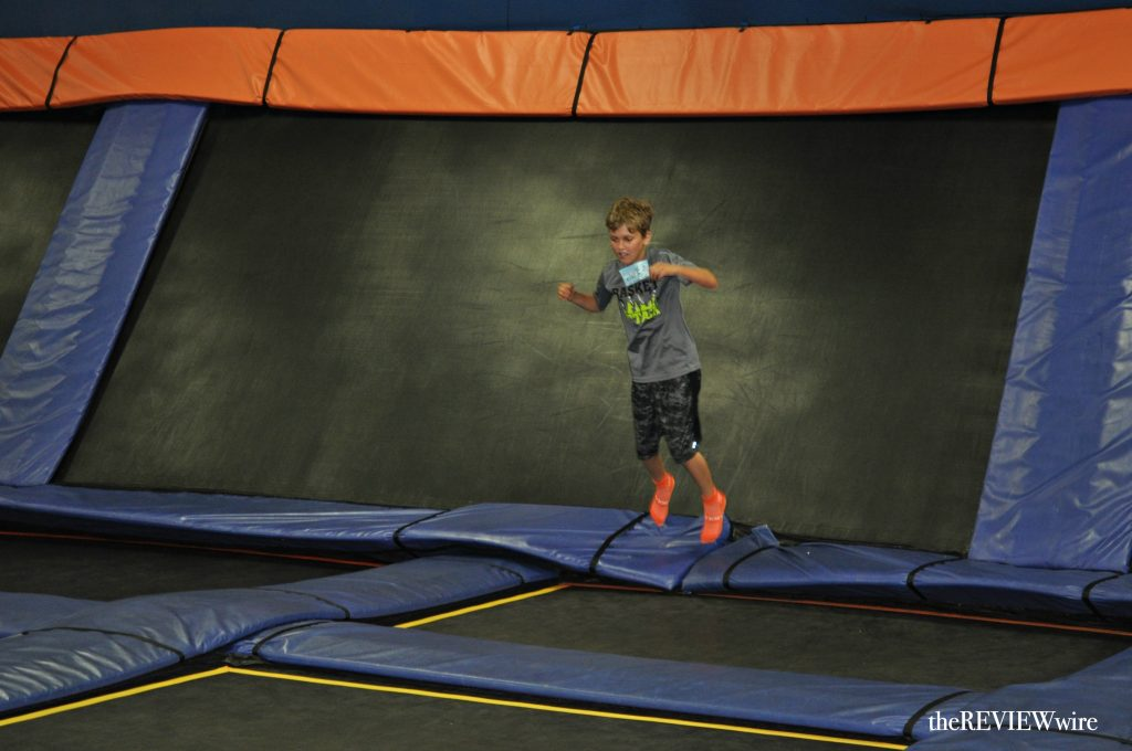 Sky Zone Trampoline Park The Review Wire