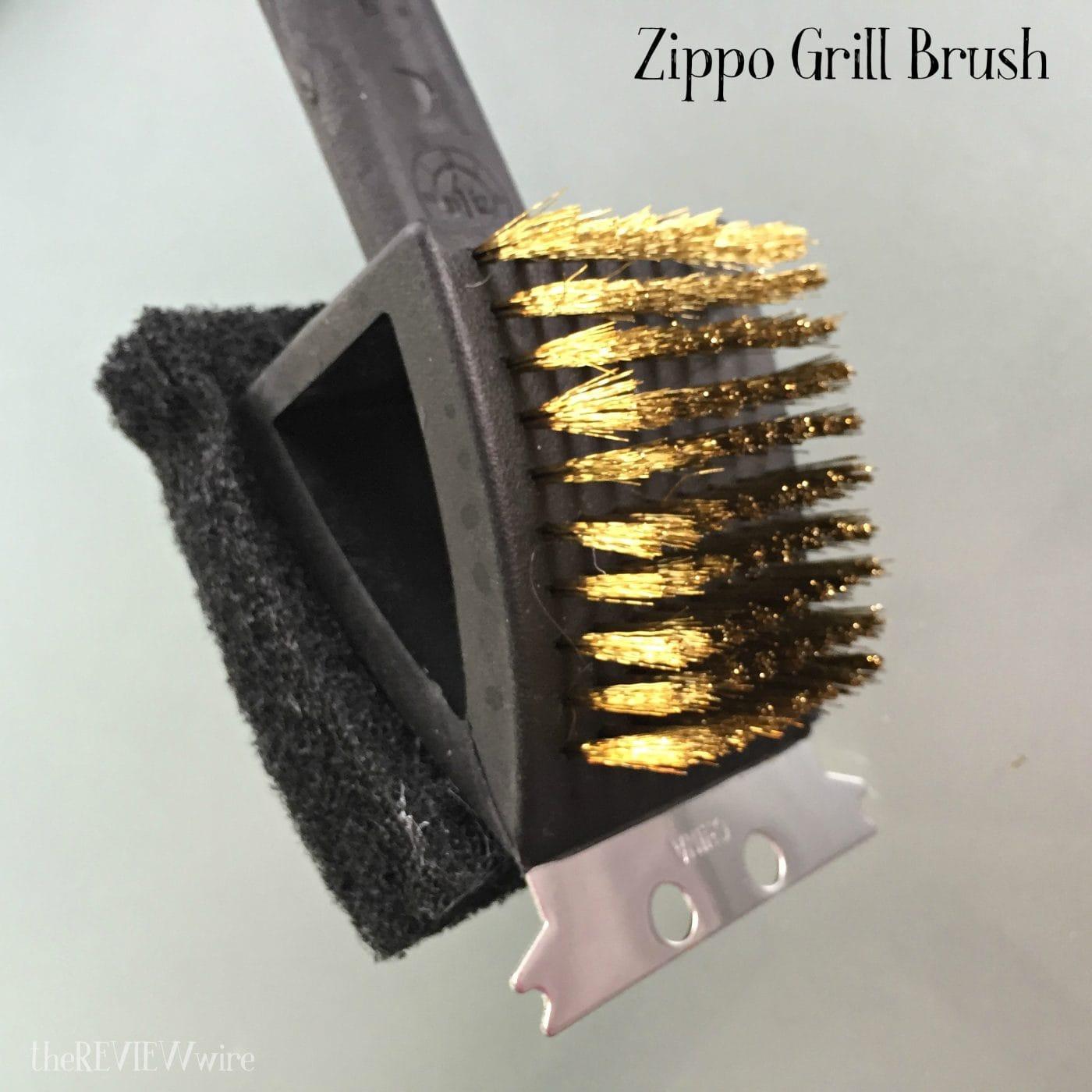 Zippo Grill Brush