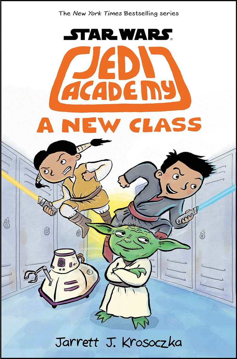 Star Wars Jedi Academy: A New Class