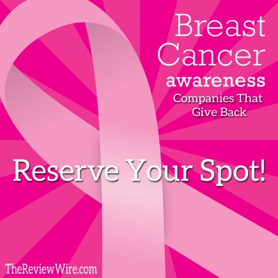 Now Accepting Submissions for Breast Cancer Awareness Month