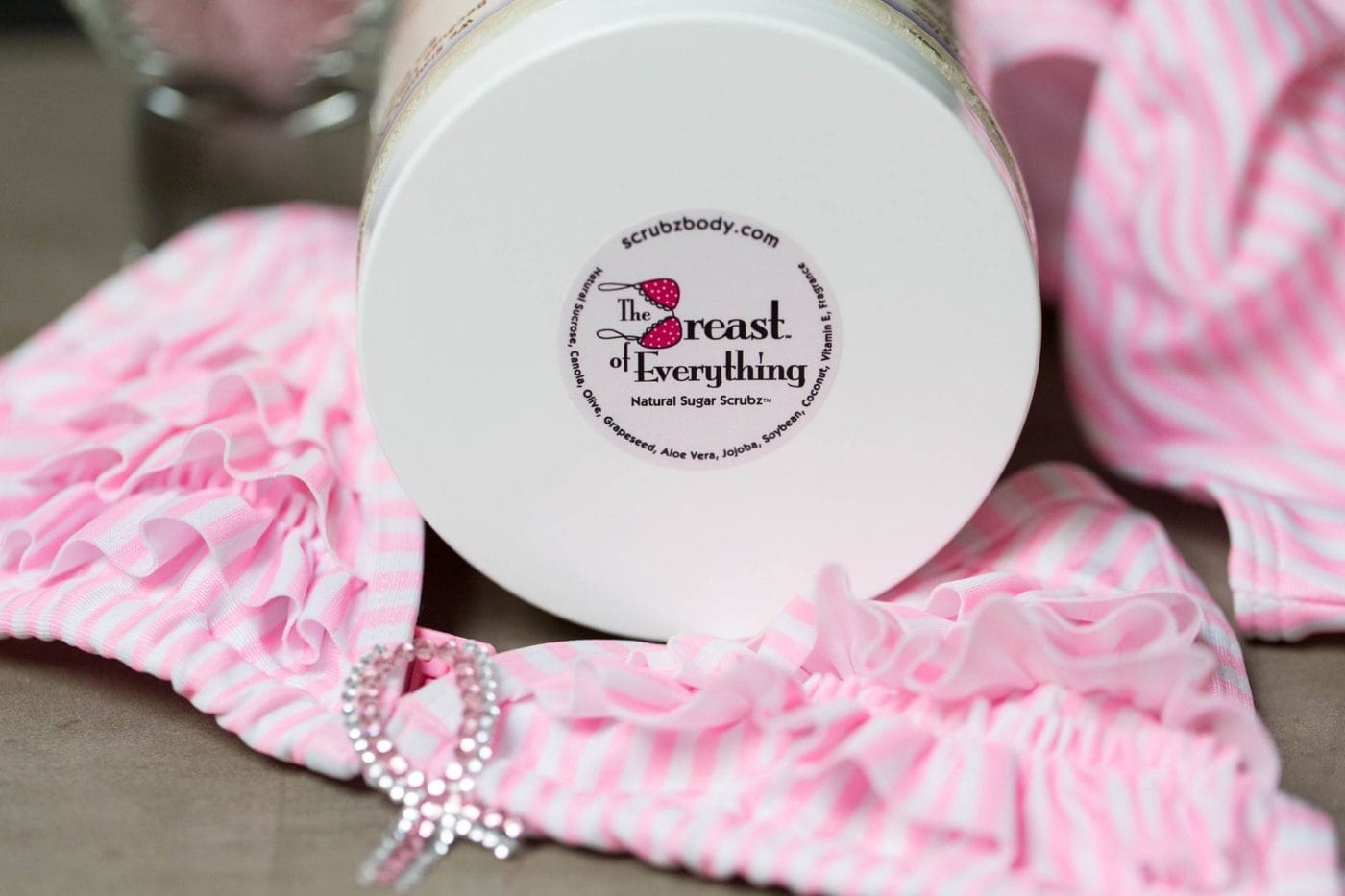 Breast of Everything Scrubz Sugar Scrub
