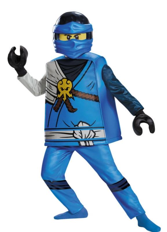 Lego Deluxe Jay Costume