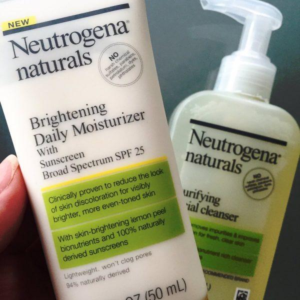 Neutrogena Naturals