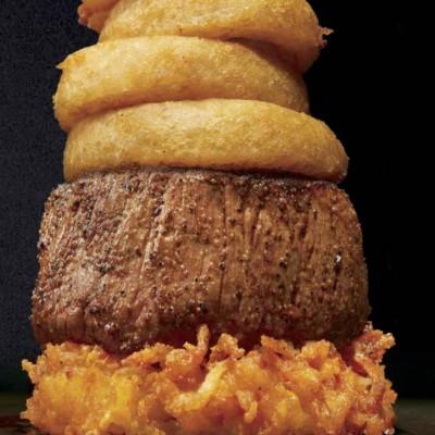 Outback Raise the Steaks Menu