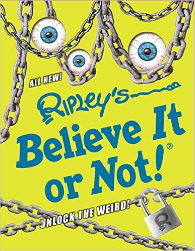 Ripley's Believe It or Not! Unlock the Weird