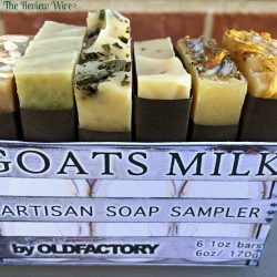 Old Factory Soap Goats Milk Soap Sampler