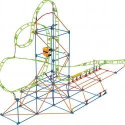 K'NEX Infinite Journey Roller Coaster Building Set