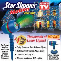 Star Shower Motion
