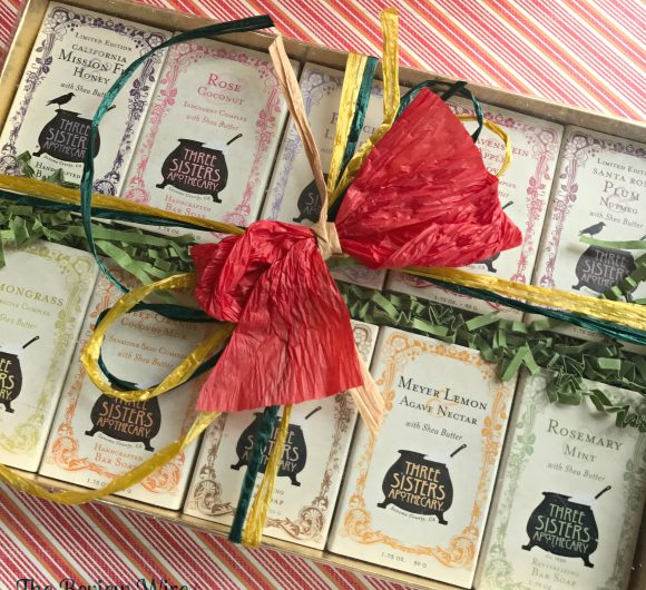 Three Sisters Soap Sampler