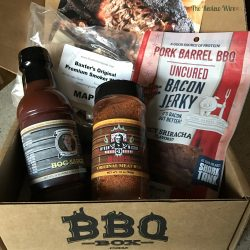 BBQ Box Monthly Subscription