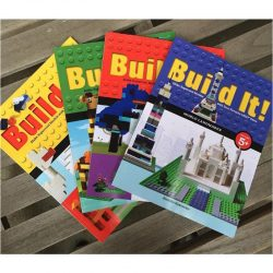 Build-It! Lego Building Books
