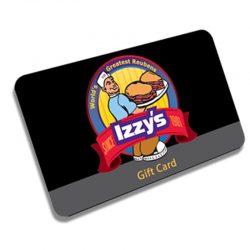 Izzys Gift Card