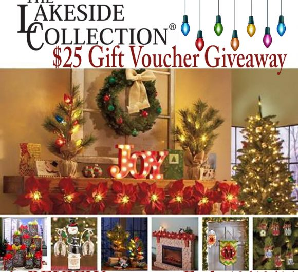 Lakeside Collection Giveaway
