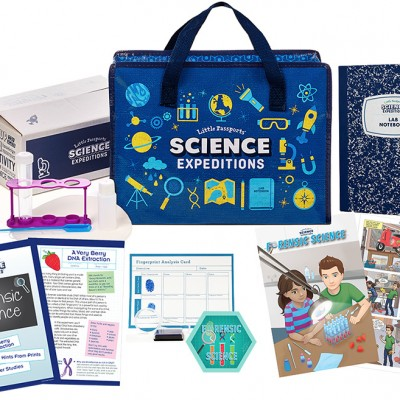 Little Passports: Science Expeditions Monthly Subscription