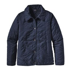 Patagonia Quilted Los Gatos Fleece Jacket