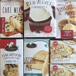 The Invisible Chef Baking Mixes