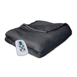 Therapedic Silky Plush Twin Warming Blanket