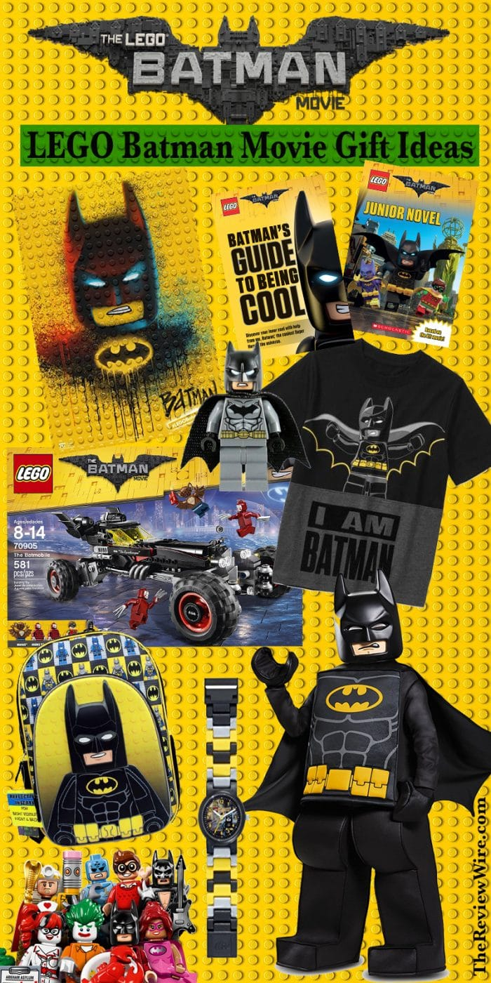 LEGO Batman Gifts