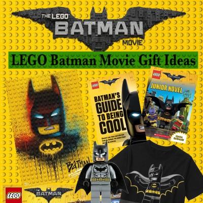 10 The LEGO Batman Movie Gifts