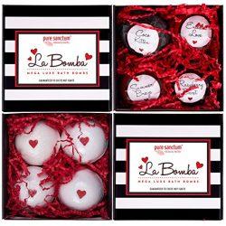 La Bomba Bath Bombs Gift Set