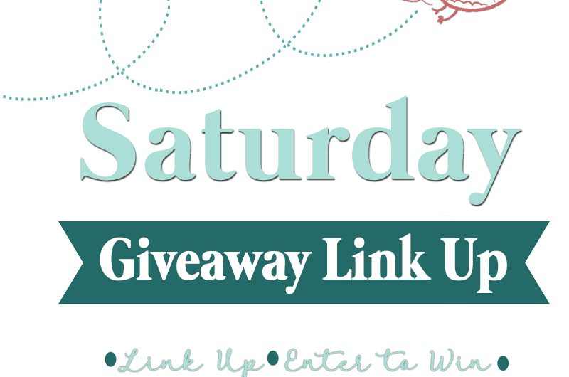Ongoing Saturday Giveaway Link Up