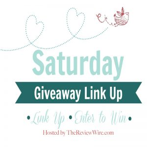 Saturday Giveaway Link Up