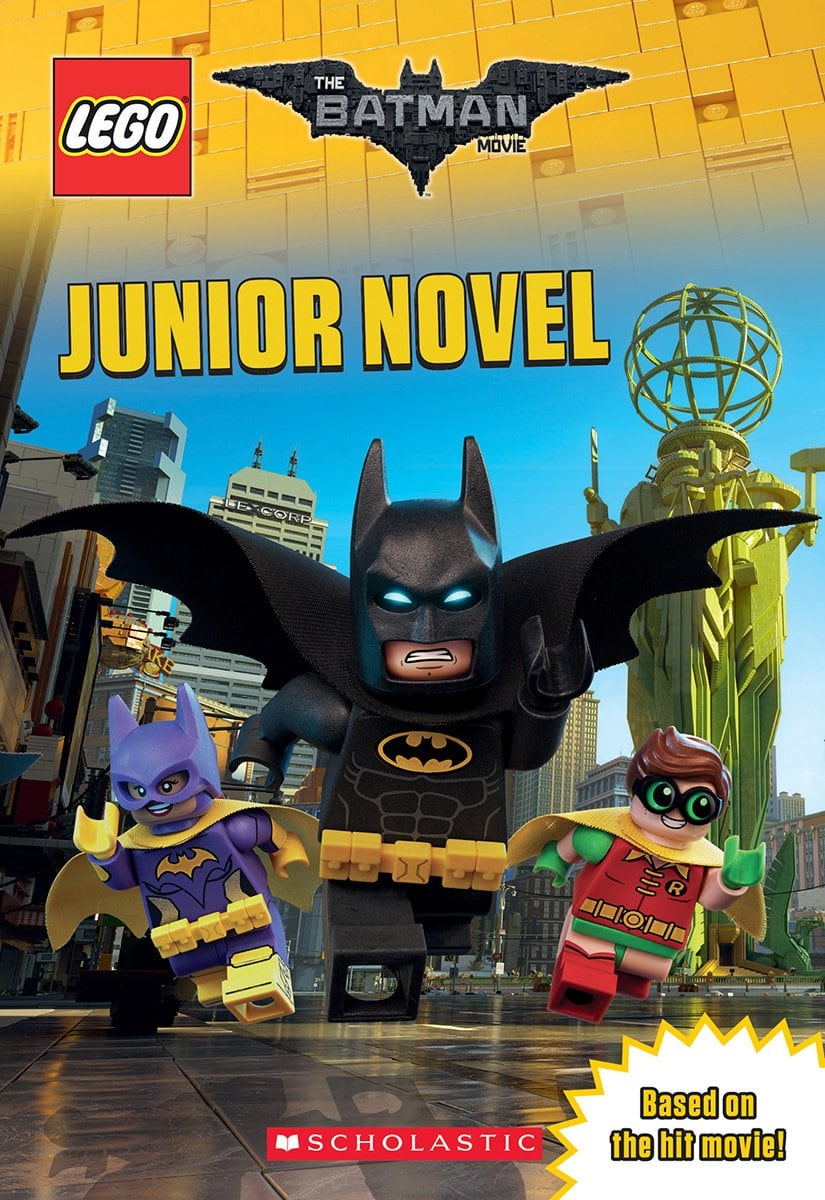 The LEGO Batman Movie Jr. Novel