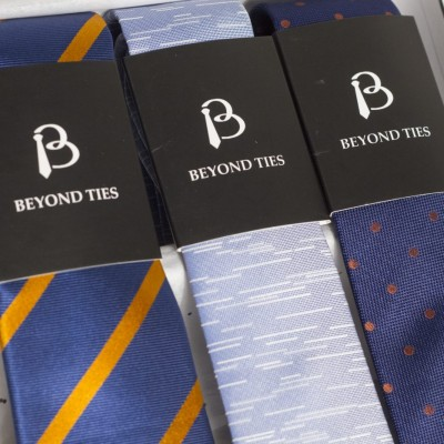 Beyond Ties: A Tie Club With a Mission