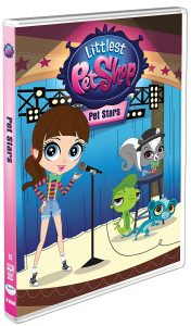 Littlest Pet Shop Pet Stars