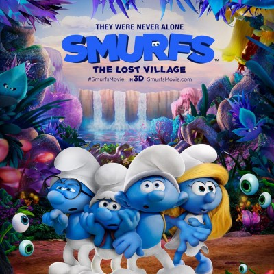 SMURFS: THE LOST VILLAGE Meet and Greet