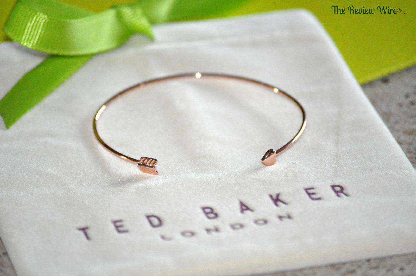 Amara Luxury Gifts: Ted Baker Arrow Bracelet