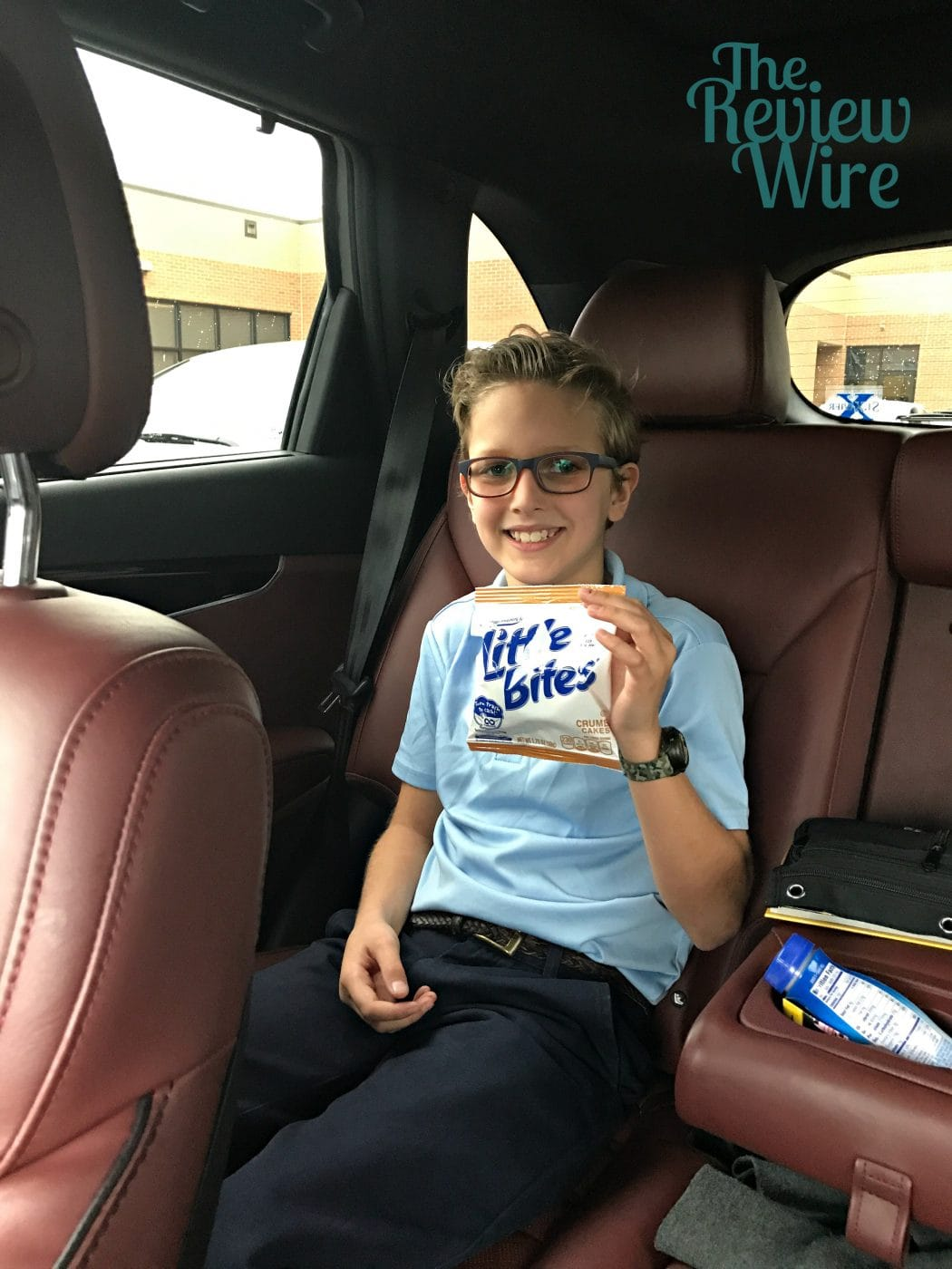 Entenmann's Little Bites for After School