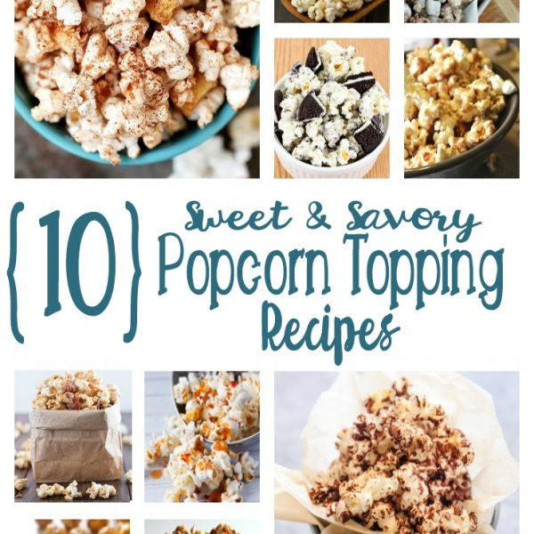 The Review Wire Popcorn Topping Recipes