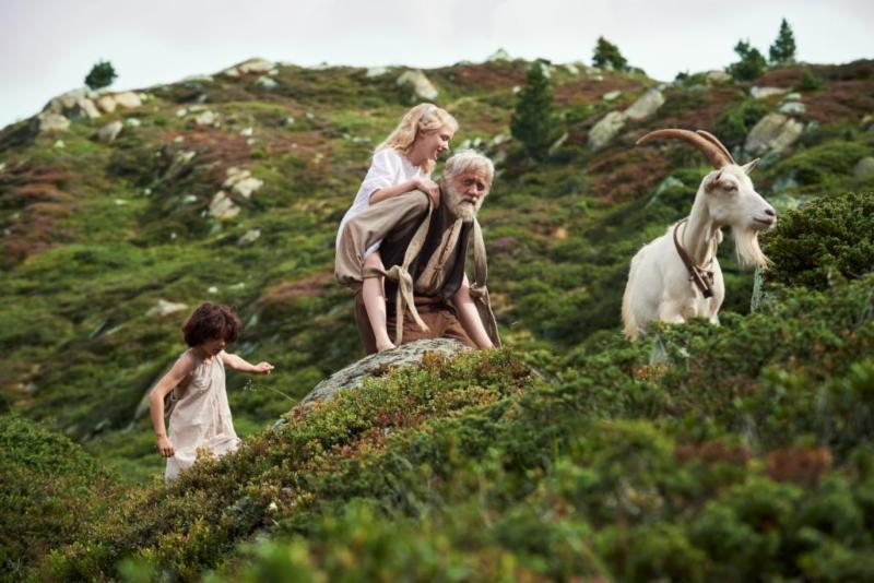 Heidi Movie Still