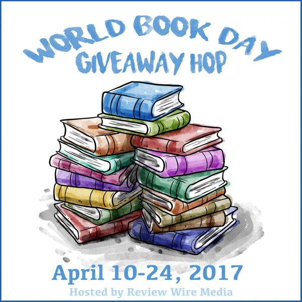 The Review Wire World Book Day Giveaway Hop - April 10-24