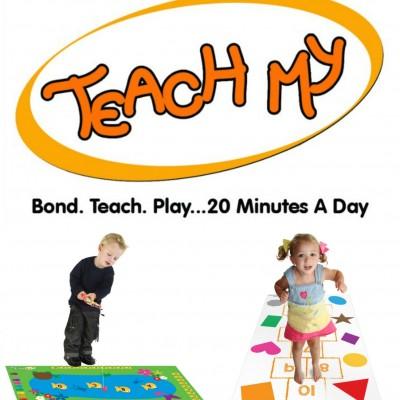 Teach My Play Yoga Mat Sets