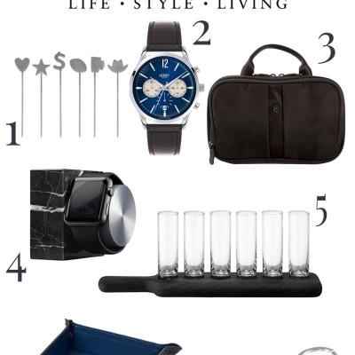 Amara Luxury Gifts: Slimline Toiletry Kit + Fabulous Father's Day Gift Ideas