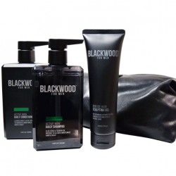 Blackwood For Men Active Man Hair Care Set