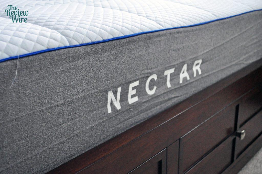 Nectar Mattress Side View