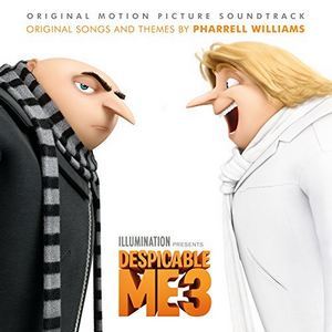 Despicable-Me-3 Soundtrack